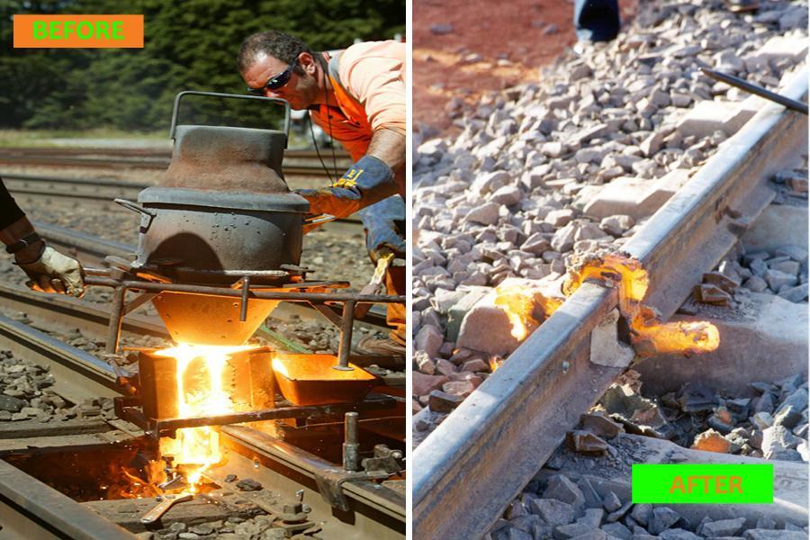thermit welding  u2013 mechanicalinfo